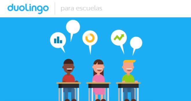 DuolingoEscuelas